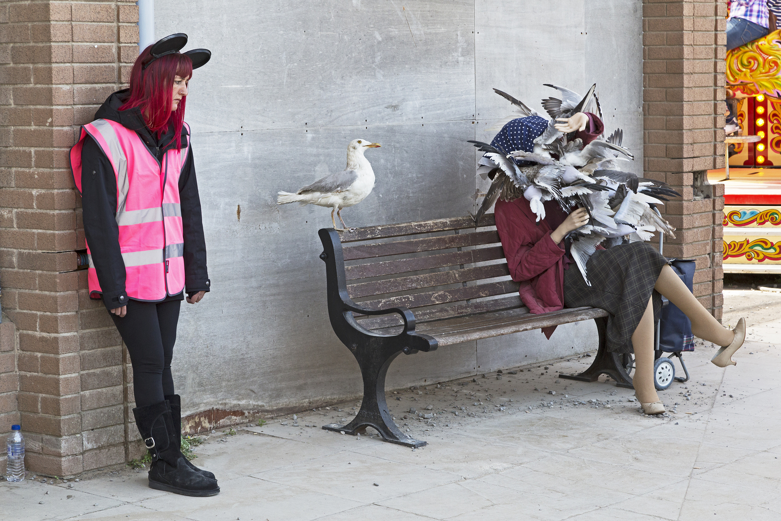 Dismaland — An Apocalyptic Bemusement Park by Banksy