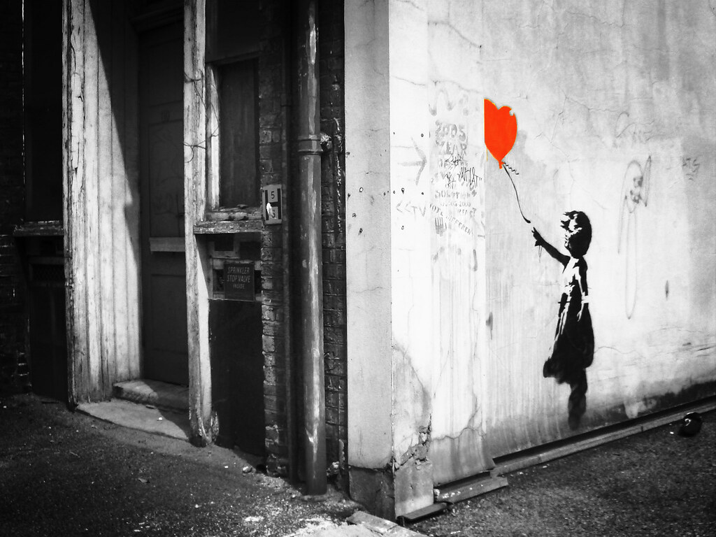Banksy's 3 Most Iconic Murals