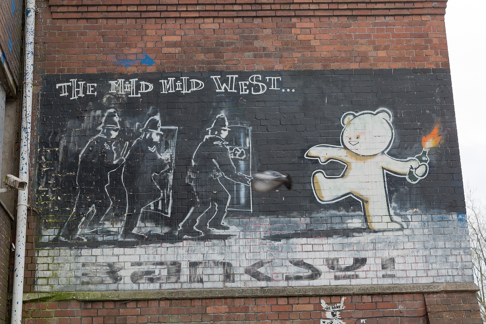 What Is Banksy's Art About? The Key to Understanding Banksy Murals
