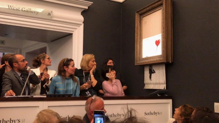 Banksy's Top 5 Most Controversial Works