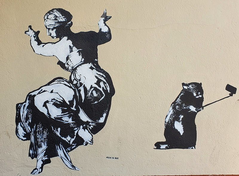 4 Contemporary Street Artists to Follow If You Like Banksy