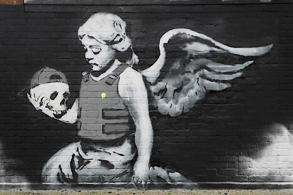 The Image of the Child in Banksy Art