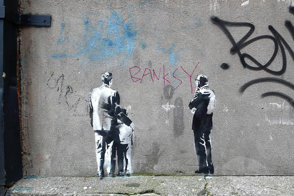 Robin Gunningham: True Identity of Banksy Revealed?