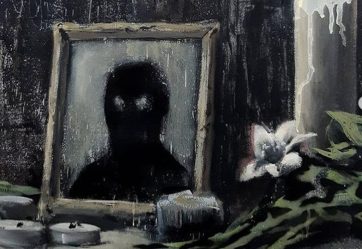 Banksy BLM Art